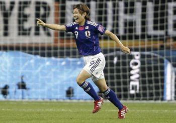 Nahomi Kawasumi World Cup