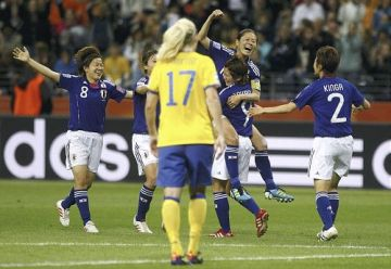 Homare Sawa World Cup