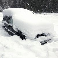 Hibernation Car
